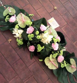 4ft Anthurium Double Ended Spray