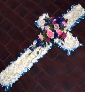 3ft Massed Style cross