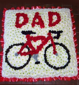 2x2ft Dad Bike