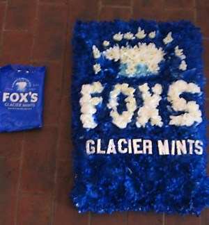 2x1ft Fox's Mints