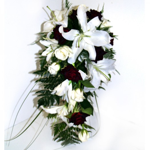Lily & Rose Shower Bouquet