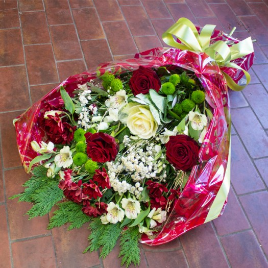 Large Traditional Christmas Bouquet